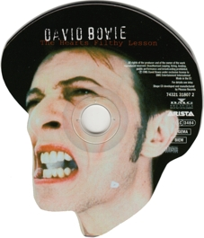 Bowie, David - The Hearts Filthy Lesson - BMG-Arista 118 74321-31807 2 (D-or)-disc