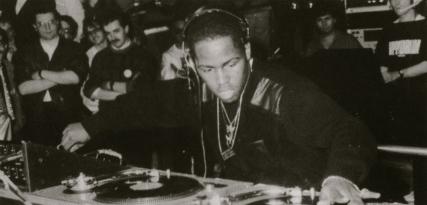 Decks ahoy: DJ Cheese at the 1986 DMCs