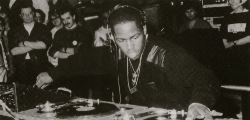 Decks ahoy: DJ Cheese at the 1986 DMCs