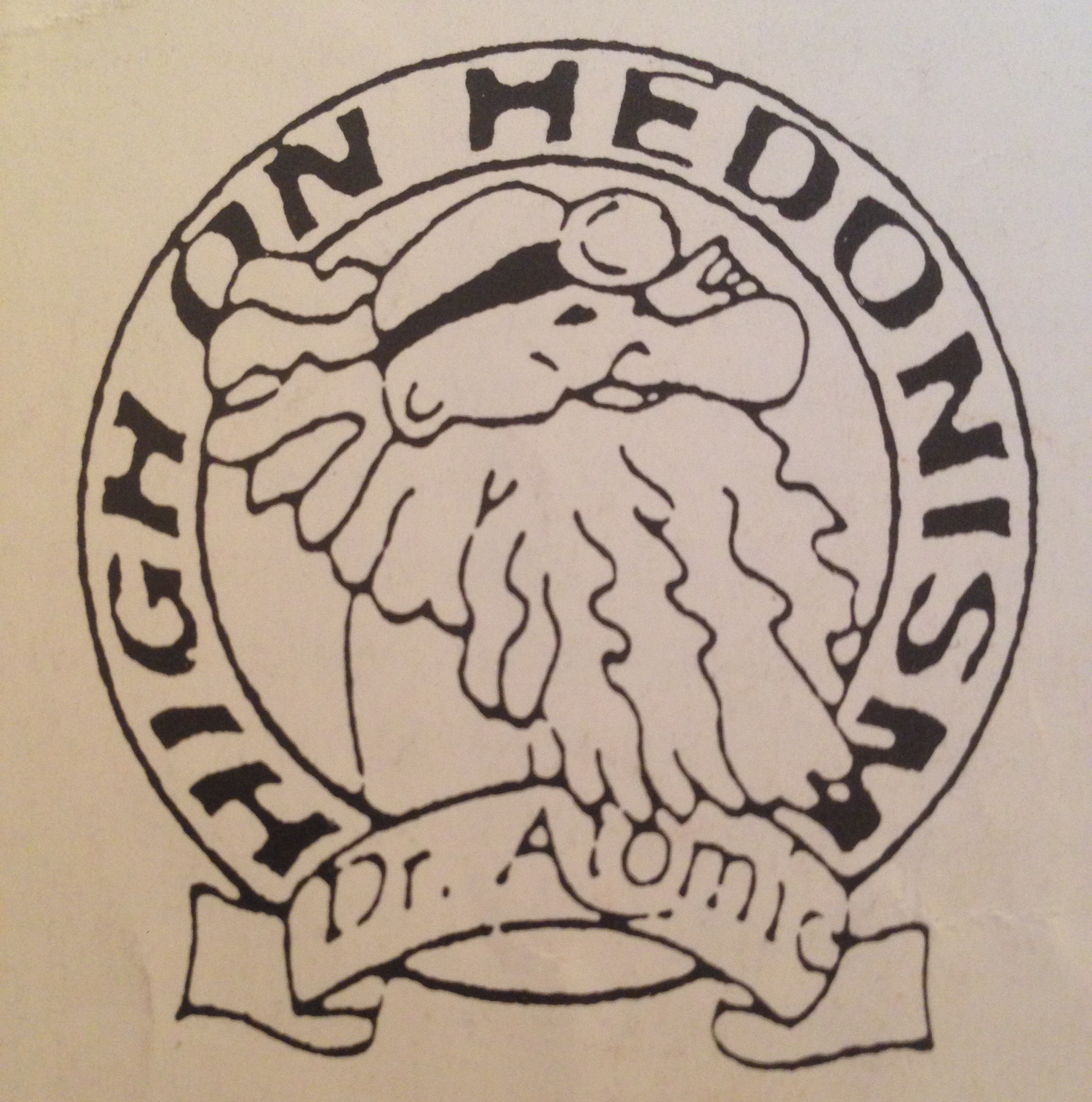 Music: A pictorial and oral history of the twisted, rave-tinted art of Dr. Atomic – and other 1990s Brighton promoters – who were high on hedonism