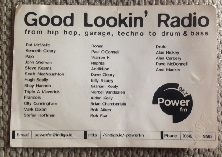Power FM line-up