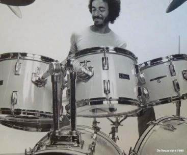 and drummer Barry de Souza
