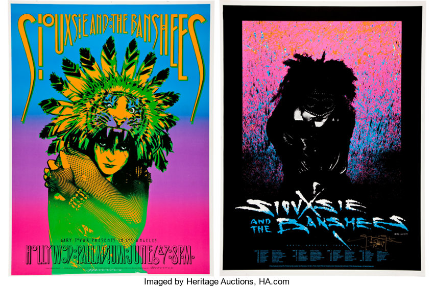 Music: Bubblegum and leather vs psychedelic tension: the merits of Siouxsie Sioux and her Banshees' B-sides